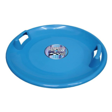 Müanyag tányér Superstar - kék szánkó