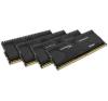 Kingston DDR4 64GB 3000MHz Kingston HyperX Predator Black CL15 KIT4 memória (ram)