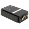 DELOCK Serial RS-232 10/100Mbps konverter