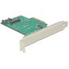 DELOCK PCI-E x4 -> M.2 NGFF adapter