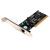 Startech PCI 10/100/1000Mbps hálózati kártya low profile