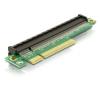 DELOCK PCI-E x8 -> PCI-E x16 Riser card vezérlőkártya