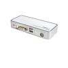 Startech USB DVI 2 portos KVM switch + USB 2.0 Hub & Audio
