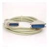 parallel DB25 -> Parallel IEEE-1284 M/F adatkábel 4.5m