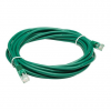 LogiLink CAT5e SF/UTP Patch Cable AWG26 green 0,25m
