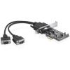 DELOCK PCI-E x1 - RS-422/485 2 portos soros port IO vezérlő