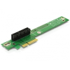 DELOCK PCI-E x4 Riser card (90° bal)
