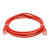 LogiLink CAT6 U/UTP Patch Cable PrimeLine AWG24 LSZH red 0,50m