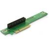 DELOCK PCI-E x8 Riser card (90° bal)