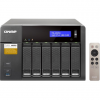 QNAP TS-653A-4G 6BAY 1.6 GHZ QC 4GB 4XGBE 4XUSB3.0