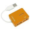 LogiLink Smile 4 portos USB2.0 HUB