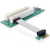 DELOCK PCI-E x1 -> PCI Riser card (5V, 9cm, bal)