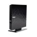 Asus SDRW-08D2S-U külső slim DVD író USB2.0 fekete OEM