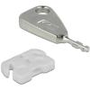 DELOCK USB port blokkoló A típusú USB csatlakozóhüvelyhez