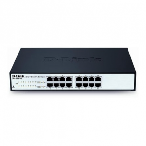 D-Link DGS-1100-16 Switch