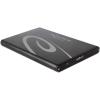 DELOCK 2.5' SATA2 USB3.0 külső ház fekete (up to 7 mm HDD)