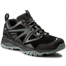 Merrell Bakancs MERRELL - Capra Bolt Leather Wtpf J35811 Black