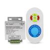 LEDvonal Rádiófrekvenciás távirányító , dimmer és vezérlő egy csomagban , 433 MHz