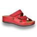 Comfort Step ComfortStep női papucs 15124 piros