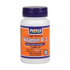 Now Foods D-3 vitamin 2000 IU 120 db vitamin