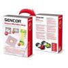 Sencor SVC45 Mikroszálas textil porzsák + illatrudak 132096