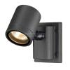SLV-Big White NEW MYRA kültéri IP55, GU10 fali lámpatest, antracit, NEW MYRA fali - Big White SLV 233105