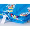 Pihe puha minky takaró - Kék járművek
