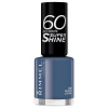 Rimmel 60 Seconds Super Shine, 916 Denim Lover körömlakk, 8 ml (3614222194255)