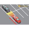 Tolatóradar hang + led + méter kijelzéssel 4 szenzorral - autók