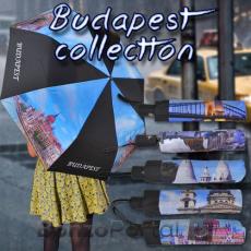 Összecsukható esernyő / Budapest Collection