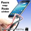 Élvédő mobiltelefon keret/tok Samsung i9190 Galaxy S4 minihez
