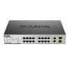 DLINK D-Link DES-1018P Switch hub és switch
