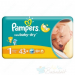 Pampers New Baby-Dry Pelenka 1 Newborn - 43 db