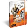 Star Wars VII. füzetbox A/5 Robotok, Droidok