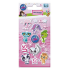 Littlest Pet Shop pufi matrica 76x156mm