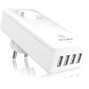 RaidSonic IB-CH404 USB töltő