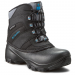 Columbia Bakancs COLUMBIA - Youth Rope Tow III Waterproof BY1322 Black/Dark Compass 010