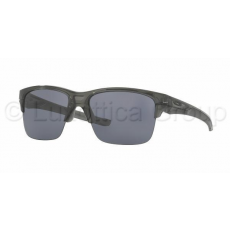 Oakley OO9316 01 THINLINK Grey Smoke Grey napszemüveg