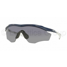 Oakley OO9343 02 M2 Frame XL POLISHED NAVY GREY napszemüveg