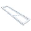 LED panel beépítő keret fehér 300x1200mm