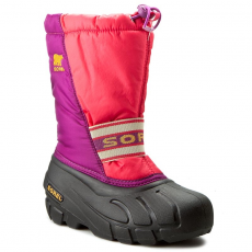 SOREL Hótaposó SOREL - Youth Cub NY 1881-634 Afterglow/Bright Plum