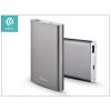 Univerzális hordozható, asztali akkumulátor töltő - Devia King Kong QC 2.0 Power Bank - 8000 mAh - grey