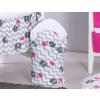 Pólya - Rózsaszín esernyős elefánt