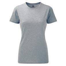 RUSSEL Karcsúsított fazonú, Russell Női póló, Silver Marl