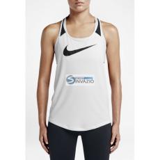 Nike Póló tréningowa Nike Flow Graphic Tank W 726452-100