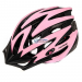 Meteor Kask rowerowy Meteor MV29 23972 rózsaszín