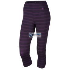 Nike nadrág Edzés Nike Legend Dri-FIT Cotton Tight Capri Zig Dot 3/4 W 725119-012