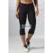 Reebok nadrág Edzés Reebok Workout Ready Pant Projátékm Capri 3/4 W AY2105
