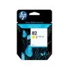 HP CH568A / No.82 yellow tintapatron (eredeti)