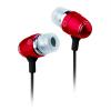 TDK LOR MC300 BASS BOOST IN-EAR alu házas fülhallgató - piros